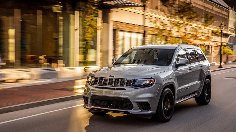 2020 Jeep Grand Cherokee Distinct Look Of Luxury